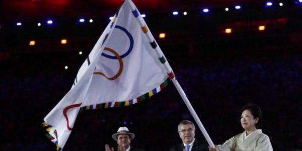 ريو تختتم أولمبياد 2016 وتسلم الشعلة لطوكيو