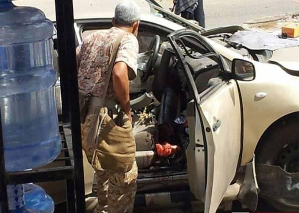 القاعدة يواصل تصفية من يصفهم بـ&#34قادة الجيش اليمني المتحوث وحملة ابريل&#34