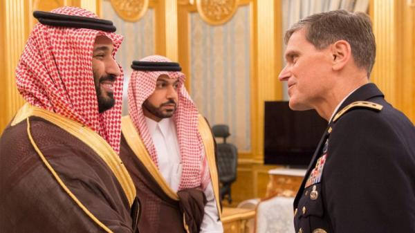 قائد القيادة المركزية الأمريكية يزور جيزان لفهم التحديات العسكرية التي تواجه السعودية (مترجم)