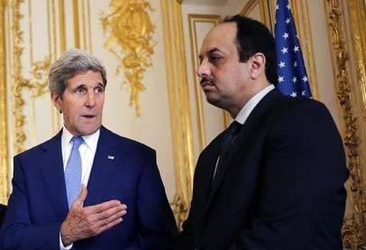 قطر تسعى لتلميع صورتها بالعودة الى منصة مكافحة الارهاب