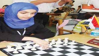 أربعة انتصارات لفتيات الشطرنج في بطولة العرب