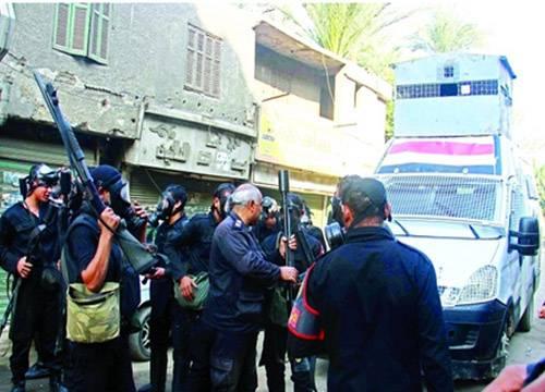 مقتل 14 إرهابياً في سيناء واعتقال العشرات