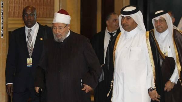 مختار جمعة يرد على القرضاوي: انضمام قطريين لـ&#34داعش&#34 نتيجة إيواء الدوحة لـ&#34إرهابيين&#34