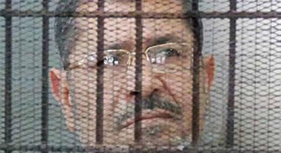 النائب العام المصري يتهم مرسي بتسريب أسرار الدولة لقطر