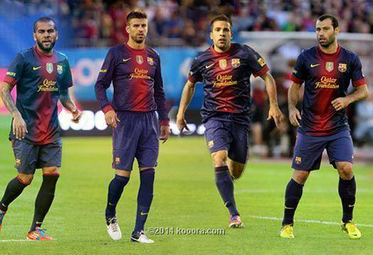 برشلونة يُحقق رقماً قياسياً جديداً