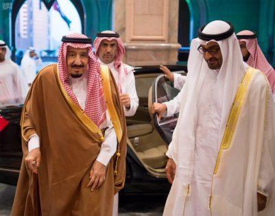 بيان سعودي اماراتي بشأن اليمن (نص)