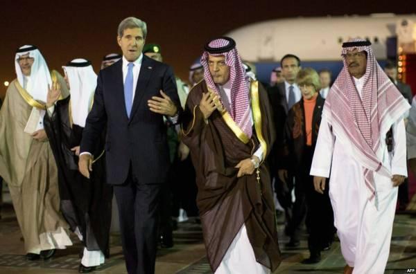 واشنطن تحشد تحالفا من 40 دولة ضد «داعش».. وكيري إلى السعودية اليوم
