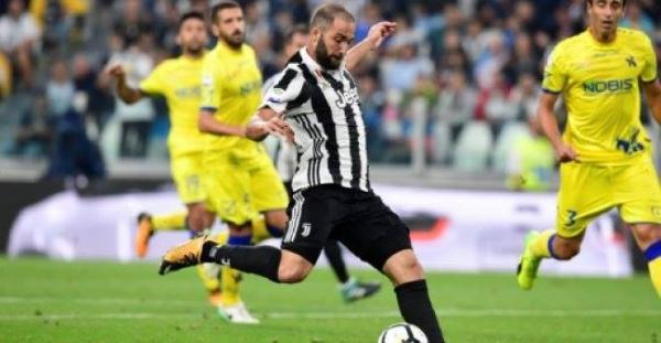 بطولة ايطاليا: يوفنتوس يستعد لبرشلونة بثلاثية في مرمى كييفو