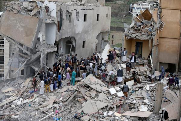 صحيفة باكستانية: نفاق العالم الاسلامي تجاه وحشية السعودية في اليمن