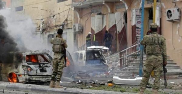 الصومال: هجوم بسيارة مفخخة يسفر عن مقتل عشرة جنود على الأقل