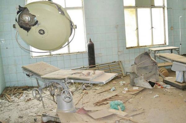 وزارة الصحة: 413 منشأة صحية دمرها العدوان السعودي