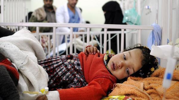 الكوليرا في اليمن يمكن أن تصيب 850 ألف شخص بحلول نهاية 2017