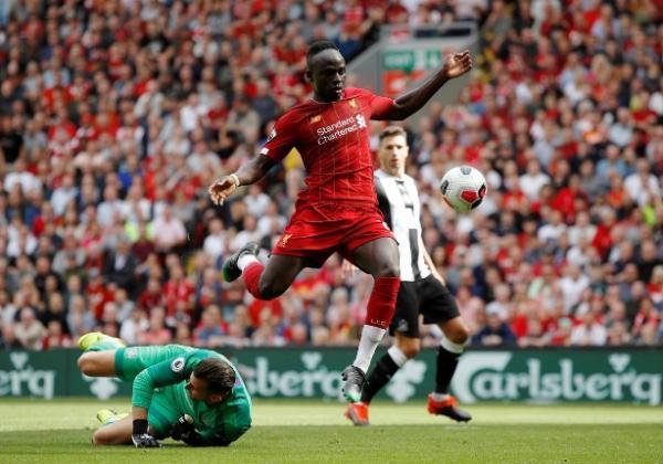 ليفربول يحافظ على بدايته المثالية بالفوز على نيوكاسل