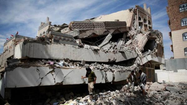 أمريكان كونزيرفيتف: يجب إنهاء الحرب المشينة على اليمن