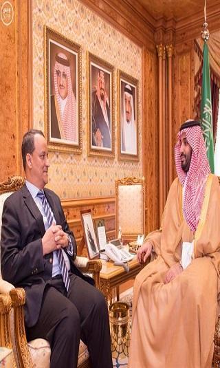 حصري- الامم المتحدة ترضخ لضغوط سعودية وتمدد مهمة ولد الشيخ في اليمن
