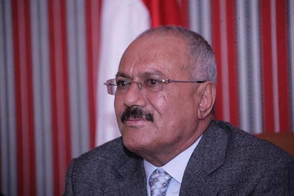 تصريح هـــــام من مكتب الرئيس السابق علي عبدالله صالح