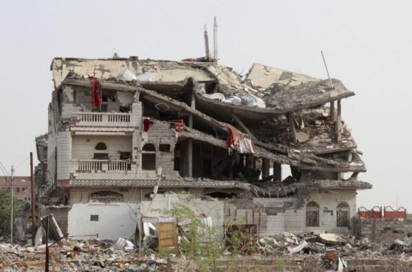 استشهاد وإصابة 9 مواطنين في غارات على منازل بصعدة