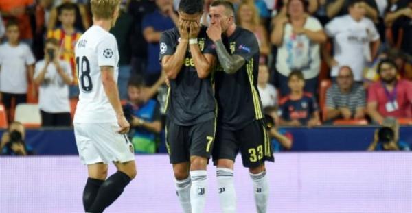 دوري أبطال أوروبا: الاتحاد الأوروبي يدرس حالة طرد رونالدو خلال أسبوع