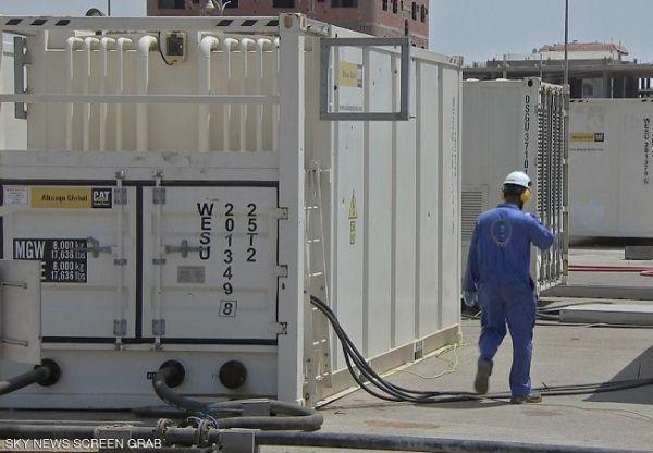موظفو كهرباء عدن يعلنون بدء الإضراب التدريجي