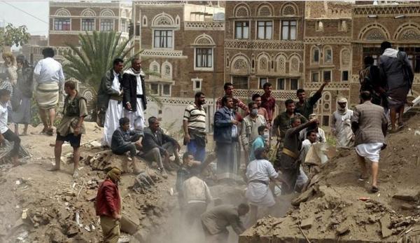 صنعاء التاريخية.. تراث إنساني عالمي قيد التدمير الجوي الممنهج