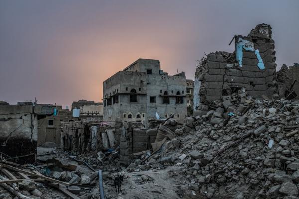 غارات تدمر شبكة للاتصالات.. ومنشورات تهدد القبائل بصعدة (صورة)