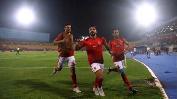 الأهلي المصري يتقدم بثقة لنصف نهائي دوري أبطال أفريقيا