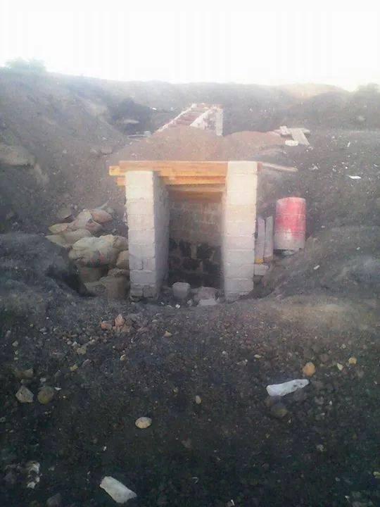 بالصــور| العثور على أنفاق أرضية داخل جامعة الإيمان التابعة للزنداني