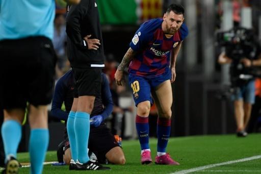 بطولة إسبانيا: برشلونة يكسب ميسي ويخسره مجددا... وغرناطة يتصدر