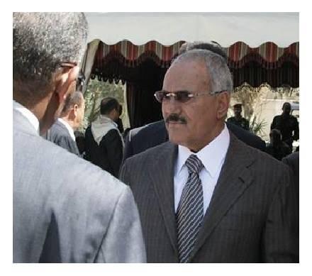 صالح في رسالة تطمين لافتة إلى اليمنيين: المؤتمر لن يخذل شعبه ووطنه.. و«هذا عهدنا»