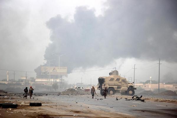 مقتل قائد &#34التدخل السريع&#34 في مليشيا الحوثي مع 10 عناصر بضربة جوية في الساحل الغربي