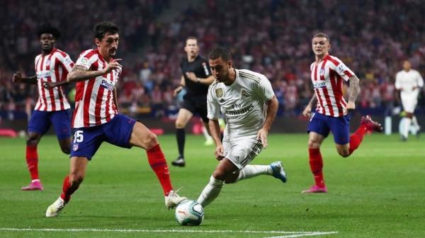 ريال مدريد يتعادل سلبا مع مضيفه أتلتيكو ضمن الجولة السابعة من الدوري الإسباني