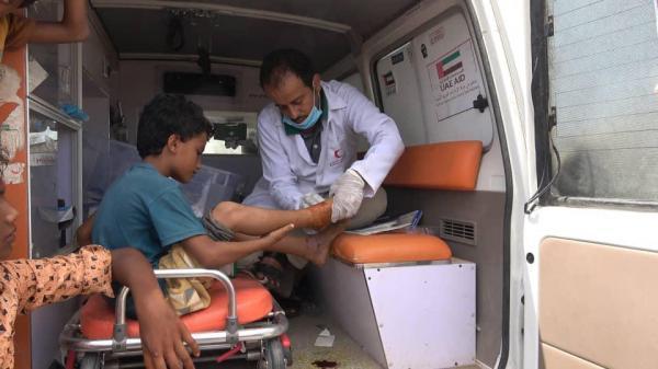 الهلال الإماراتي يعزز حملة مكافحة الأوبئة في الساحل الغربي بعيادة ثالثة متنقلة