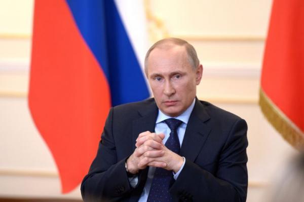 الرئيس بوتين: روسيا مستعدة للمساعدة في تسوية الازمة في اليمن