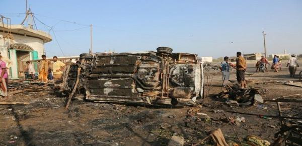 ضحايا مدنيون جراء غارات سعودية على صعدة