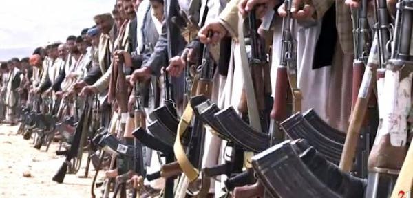 فيديو- قيادي حوثي يهين قبائل اليمن.. ويهدِّد: &#34سنعتدي على النساء ونتحدى من يمنعنا&#34
