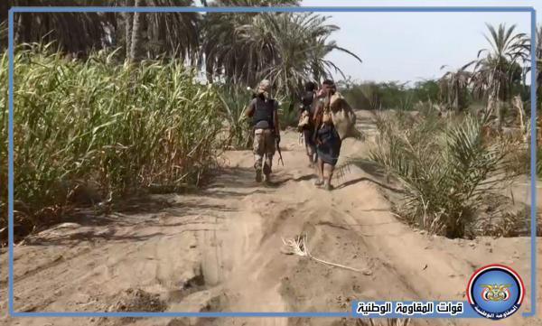 المقاومة المشتركة تؤمن قرى المرازيق في بيت الفقيه