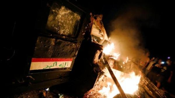 """صحيفة """"آي"""" البريطانية: غضب العراقيين إزاء الفساد يصل درجة الغليان"""