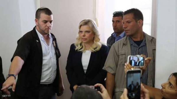 زوجة نتانياهو &#34مرتبكة&#34 أمام القاضي: أبعدوا الكاميرات
