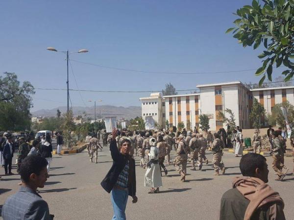 مليشيا الحوثي تختطف أكاديمياً في جامعة صنعاء