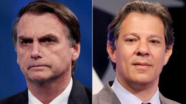 &#34ترامب البرازيل&#34 يفوز بالجولة الأولى في انتخابات الرئاسة