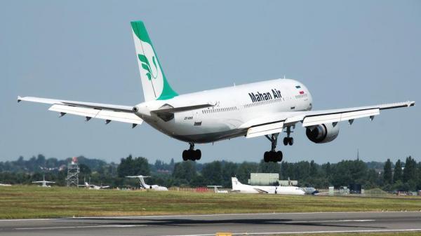 العقوبات تطيح بنصف طائرات إيران المدنية