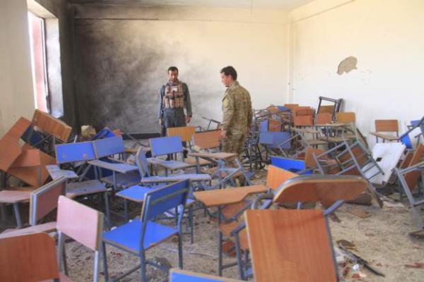 أفغانستان: إصابة 8 طالبات إثر تفجير داخل جامعة