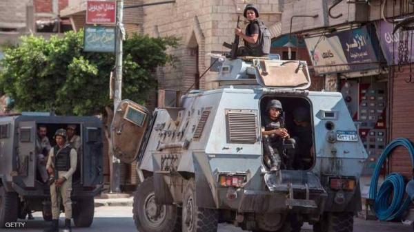 الأمن المصري يوجه &#34ضربة استباقية قوية&#34 لوكر إرهابيين بالعريش