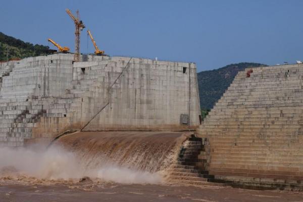 مصر تندد بإثيوبيا لمضيها قدما في بناء وتشغيل سد النهضة دون اتفاق