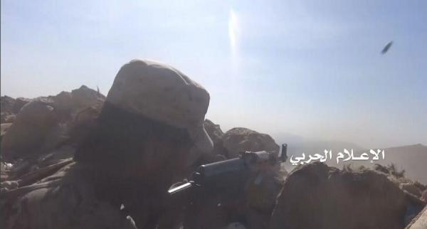 هجوم على مواقع المرتزقة في الضالع