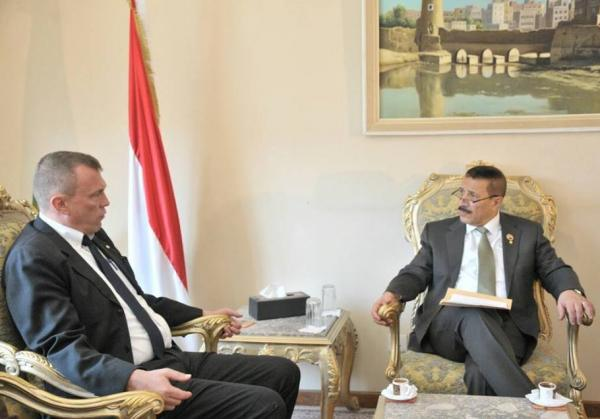 الصليب الأحمر الدولي يؤكد التزامه بدعم اليمن