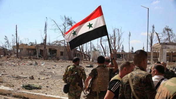 الدفاع السورية تنشر فيديو يوثق توريد السعودية اسلحة إلى المنظمات الارهابية