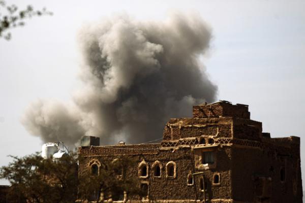 استشهاد وإصابة 5 مواطنين بقصف سعودي على صعدة