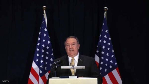 وزير الخارجية الأمريكي: إيران الدولة الأولى الراعية للإرهاب