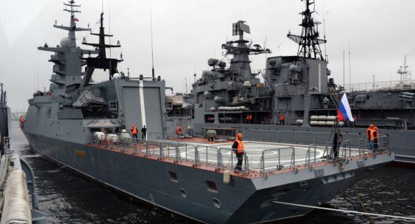 رومانيا تحذر من أنشطة روسية في البحر الأسود